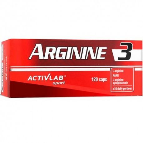 Activlab Arginine 3 (120 капс)