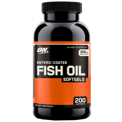 Optimum Nutrition Enteric-Coated Fish Oil (200 капс.)