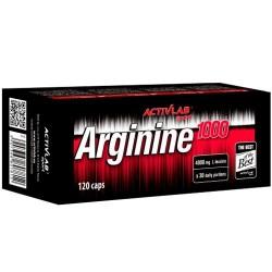Activlab Arginine 1000 (120 капс)