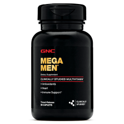 GNC MEGA MEN (90 таб.)