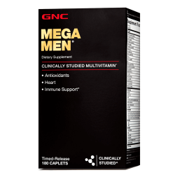 GNC MEGA MEN (180 таб.)