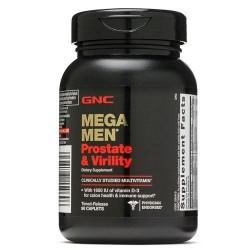GNC Mega Men Prostate & Virility (90 таб.)