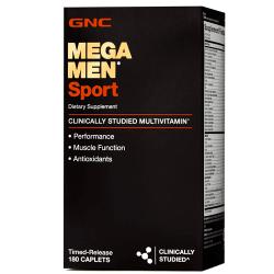 GNS Mega Men Sport (180 таб.)