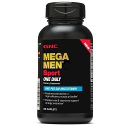 GNC Mega Men Sport One Daily (60 таб.)