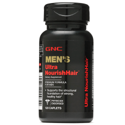 GNS Men's Ultra NourishHair (120 таб.)