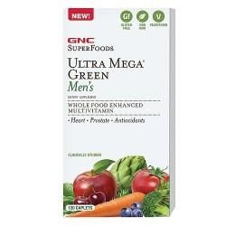 GNC Ultra Mega Green Men's (120 таб.)