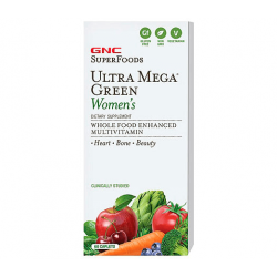 GNC Superfoods Ultra Mega Green Women's (60 таб.)