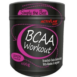 Activlab BCAA Workout (400 г)
