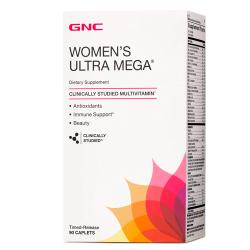 GNC Women's Ultra Mega (90 таб.)