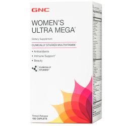 GNC Women's Ultra Mega (180 таб.)