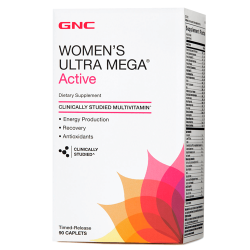 GNC Women's Ultra Mega Active (90 таб.)