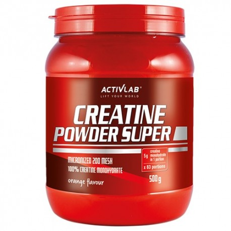 Activlab Creatine Powder Super (500 г)