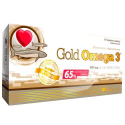 Olimp Gold Omega-3 65 % (60 капс.)