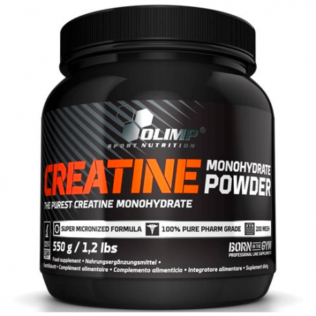 Olimp Creatine Monohydrate (550 гр.)