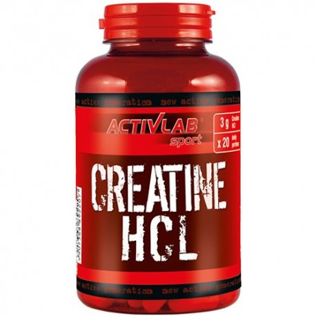Activlab Creatine HCL (120 капс)