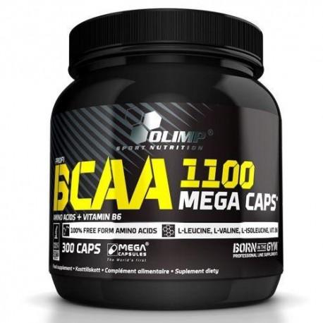 Olimp BCAA Mega Caps 1100 (300 капс.)