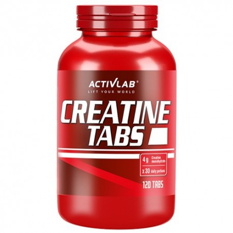 Activlab Creatine Tabs (120 таб)