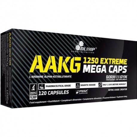 Olimp AAKG 1250 Extreme Mega Caps (120 капс.)