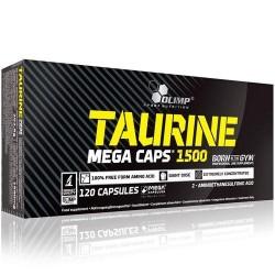 Olimp Taurine Mega Caps 1500 (120 капс.)
