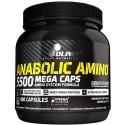 Anabolic Amino 5500 mega caps Olimp (400 капс.)