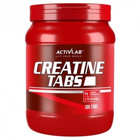 Activlab Creatine Tabs (300 таб)