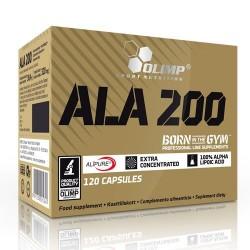 Olimp ALA 200 (120 капс.)