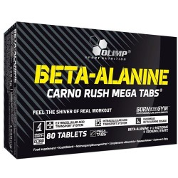 Olimp Beta-Alanine Carno Rush (80 таб.)
