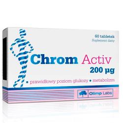 Olimp Chromium Activ 200 ug (60 таб.)