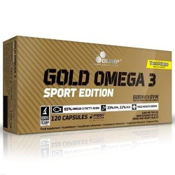 Olimp Gold Omega 3 Sport Edition (120 капс.)