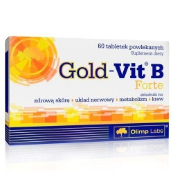 Olimp Gold-Vit B Forte (60 таб.)