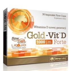 Olimp Gold-Vit D Forte 1000 j.m. (30 капс.)