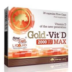 Olimp Gold-Vit D MAX 2000 IU (30 капс.)