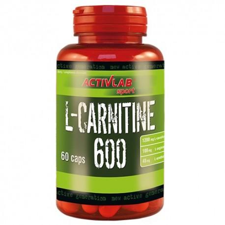 Activlab L-carnitine 600 (60 капс)