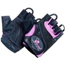 Перчатки Olimp Hardcore Fitness Star (розовые)