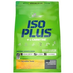 Olimp Iso Plus + L-carnitine (1500 гр.)