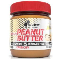 Olimp Peanut Butter Crunchy (350 гр.)
