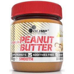 Olimp Peanut Butter Smooth (350 гр.)