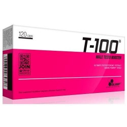 Olimp T-100 Hardcore (120 капс.)
