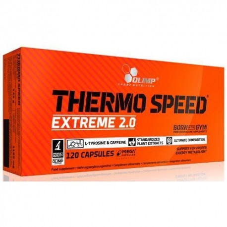 Olimp Thermo Speed Extreme (120 капс.)
