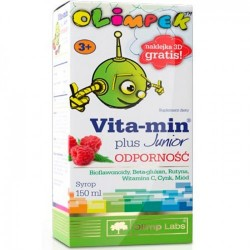 Olimp Vita-min Plus Junior (150 мл.)
