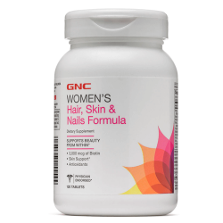GNC Hair, Skin & Nails Formula (120 таб.)