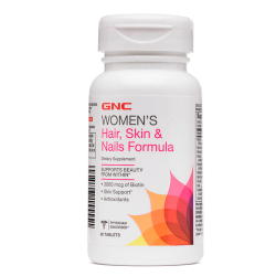 GNC Hair, Skin & Nails Formula (60 таб.)