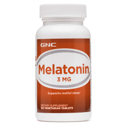 GNC Melatonin 3 мг (120 таб.)