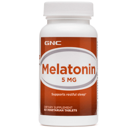 GNC Melatonin 5 мг (60 таб.)