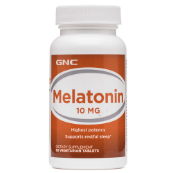 GNC Melatonin 10 мг (60 таб.)