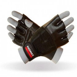 MadMax Gloves Classic Professional MFG-248 (Black)