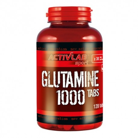 Activlab L-Glutamine 1000 (120 таб)