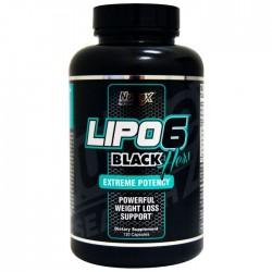 Nutrex Lipo 6 Ultra Black Hers (120 капс)
