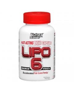 Nutrex Lipo-6 Maximum Strength (120 капс)
