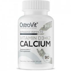 Ostrovit Vitamin D3+K2 Calcium (90 таб.)